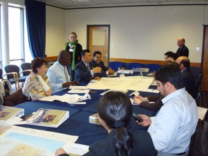 International Boundaries Training Workshop 2008