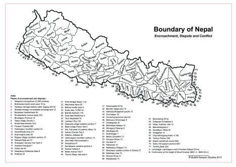 71 Border Encroachment- 2013