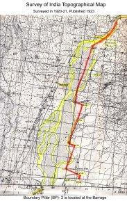 Tanakpur Map-