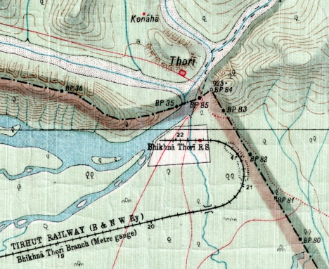 Thori Map