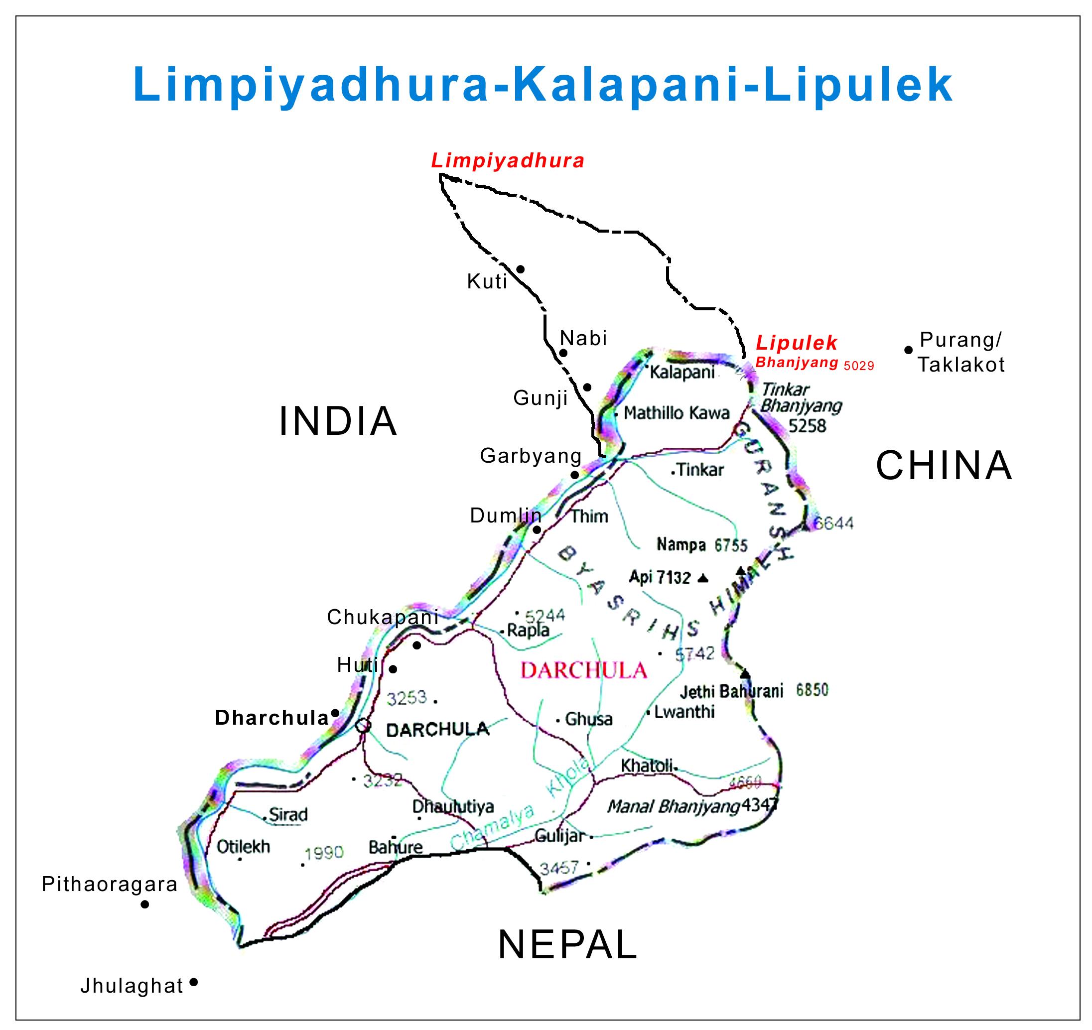 amend agreement border nepal buddhi