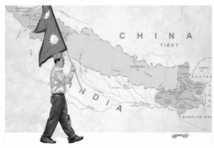 Annapurna Post- Sketch 72-11-21