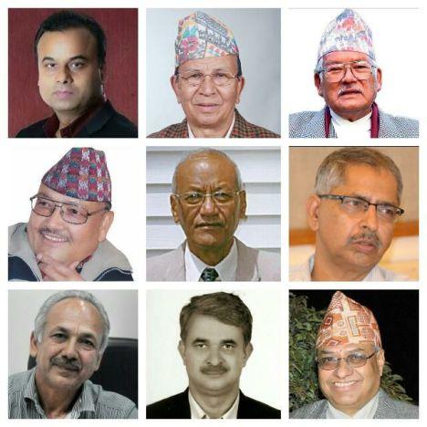 Nine Personalities